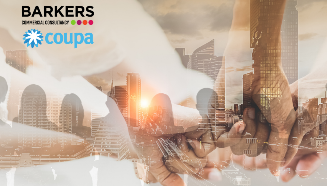 Barkers and Coupa Collaboration